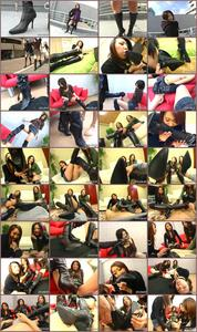 IWGB-009 Boots Of Beautiful Woman Asian Femdom