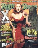 gillian anderson magazine covers x5