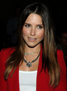Sophia Bush at Rebecca Minkoff Fashion Show  on Sept 12, 2011 in NYC X 5HQ'S