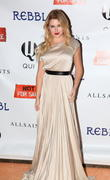 Renee Olstead - Not For Sale Inaugural Gala in New York 10/11/12