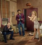 Marg Helgenberger CSI so leggy promos &amp;amp; Jorja stuffed away!