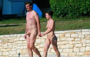 Miss nudist beauty pageant