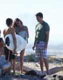 Gisele Bundchen in bikini spotted vacationing cand
