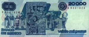 Billetes mexicanos, recuerdo de una inflacion galopante. Th_13031_4_20000peso_verso_123_507lo
