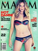 Heather Graham - Maxim magazine June 2013 issue