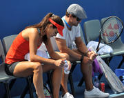 Ана Иванович, фото 1620. Ana Ivanovic practices for 2012 Australian Open - Melbourne - 15/01/12, foto 1620