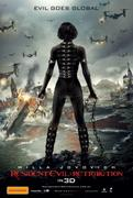 Resident Evil Retribution-Milla Jovovich ,Michelle Rodriguez ,Bingbing Li ,Oded Fehr ,Boris Kodjoe