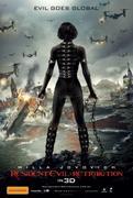 Resident Evil Retribution-Milla Jovovich ,Michelle Rodriguez ,Bingbing Li ,Oded Fehr ,Boris Kodjoe