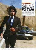 Naveen Andrews - Esquire Scans 4x