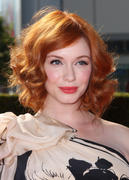 Christina Hendricks - Creative Arts Emmy Awards in Los Angeles 09/15/12