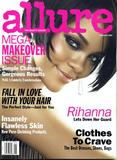 Rihanna In Allure Magazine pictures