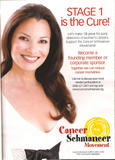 Fran Drescher - ad for her cancer foundation in March 2008 Vanity Fair (X1, HQ)