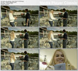 Zoe Salmon - Blue Peter 01-04-08 (short clip)