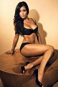 Bikini New Nude Pictures Kim Kardashian Photos